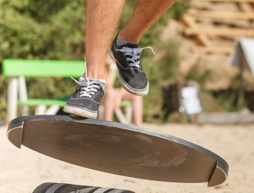 3 + 1 Unusual Sports You Did Not Expected to Meet a Balance Board