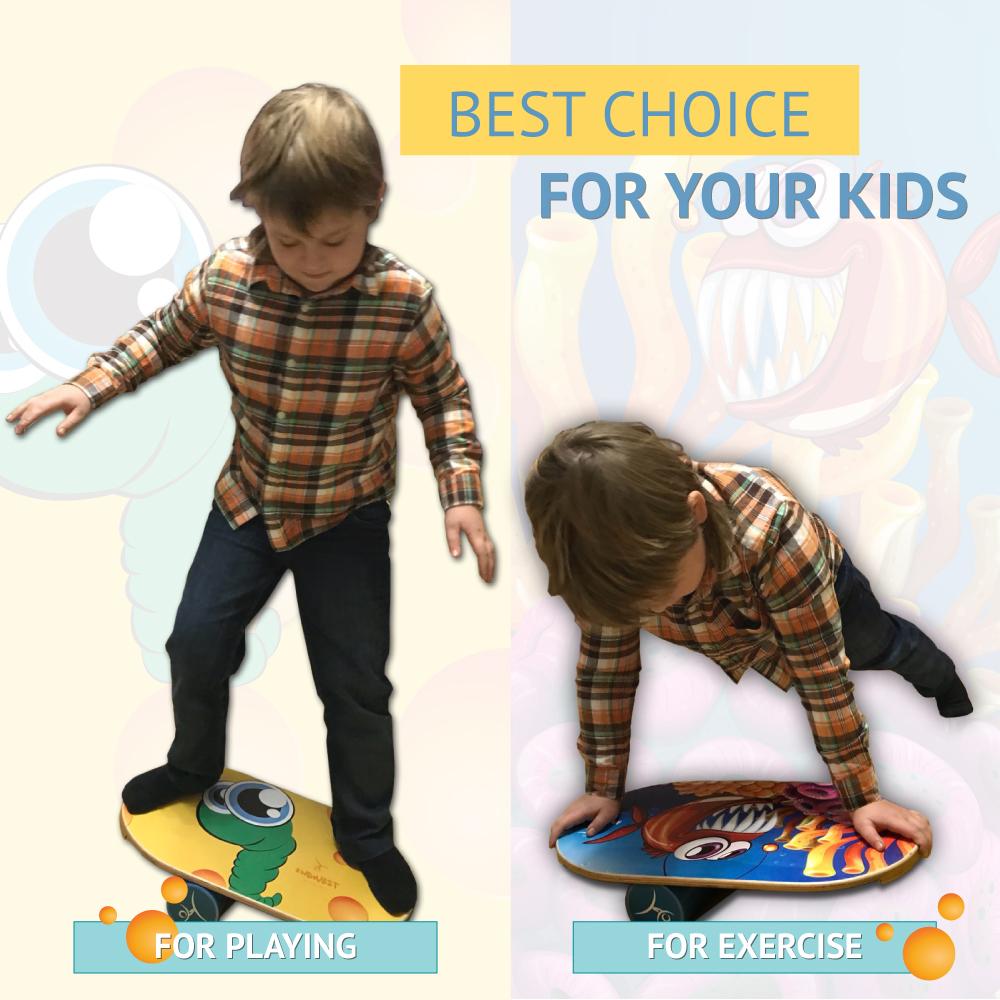 Balance Board For Kids