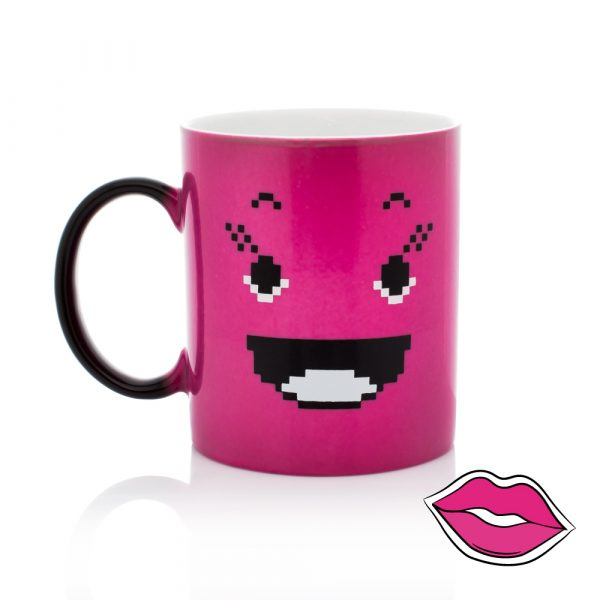 InGwest Pink Morning Coffee Mug